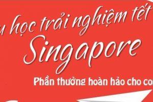 Du học hè trải nghiệm Singapore