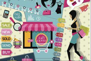 mua sắm trực tuyến bằng thẻ mua hàng