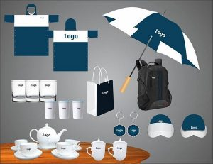 The trend of corporate gifts with logo-printed in 2020.