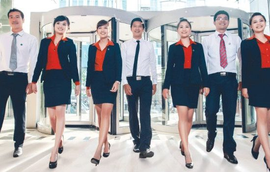 Bankers uniform