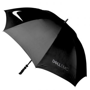 Foldable light-weight umbrellas