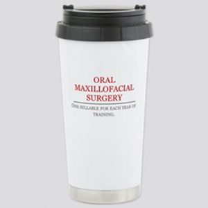 OMFS Stainless Steel Travel Mug