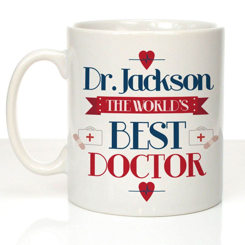 Plastic Surgeon Personalized Gift Mugs