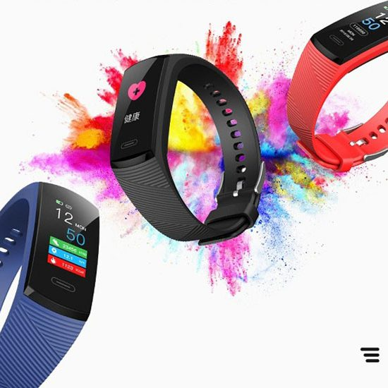 Sports Fitness Tracking Smart Watch