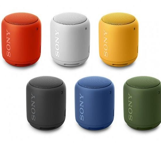 BLUETOOTH® XB10 EXTRA BASS™ speaker