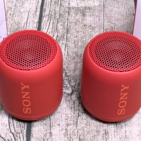 Bluetooth Sony SRS-XB12 speaker